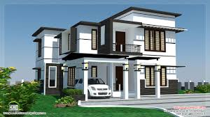 House Design,Remarkable White And Black Modern House Architecture Plans  With White Painted Wall Also Walnut Wood Door And Walnut Wood Window Frame  For Villa ...
