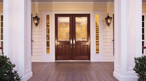 Classic-Craft Series. Window World Classic Craft Entry Door