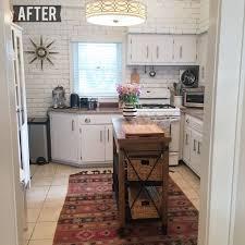 My Diy Kitchen Makeover Suite 35 Small Kitchen Desk Ideas
