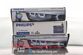 Đèn Led Xe Philips Lumileds Trợ Sáng Cho Xe Máy