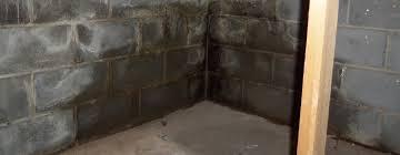 wet basement wall repair waterproofing southerndry of alabama