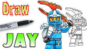 Ninjago Coloring Pages Jay Lego Page Tournament Of 33002550