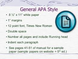 Writing In Apa Style 6th Edition Ppt Video Online Download
