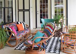how to repurpose used outdoor furniture