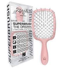 Janeke Superbrush Detangler Brush Anti-static ... - Amazon.com