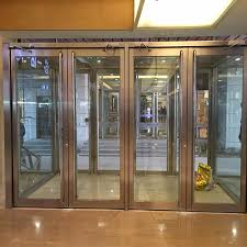commercial double glass entry doors aluminum glass door