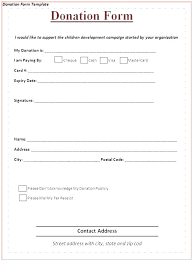 Pledge Sheets For Fundraising Template Luxury Fundraiser Pledge Form