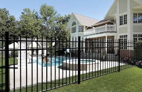 tx san antonio fence company luxury home superior fence and rail