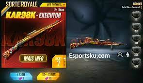 Free Fire (FF) Latest Weapon Royale Leak March 2021 - Everyday News