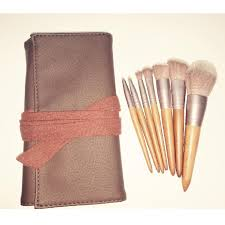 bh cosmetics 07 pc ultimate makeup brush set