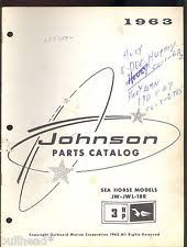 johnson 3 hp outboard motor 1963 johnson 3hp jw jwl 18r outboard motor parts manual 397267