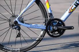 cinelli superstar disc road bike