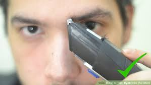 how to trim bushy eyebrows. image titled trim eyebrows (for men) step 12 how to bushy
