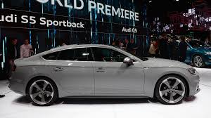 2018 audi s5 sportback.  2018 well this is what it looks like from the factory on 20s i was mistaken  tire size 26530 r20 you can see that in close up to 2018 audi s5 sportback