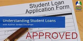 Understanding Student Loans With Author Jordan Goodman