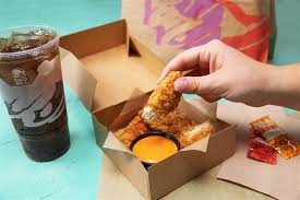 Welcome to the subreddit for people who have been wronged by taco bell! Taco Bell Is Coming Out With Crispy Tortilla Chicken