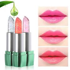 Crystal Light Lip Balm Us 2 75 5 Off 1pc Jelly Temperature Color Change Lipstick Moisturizer Waterproof Lip Blam Stick Beauty Crystal Lip Balm Beauty Makeup Tools In Lip