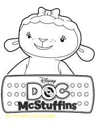 Doc Mcstuffins Coloring Books Doc Mcstuffins Color Page C7161 Doc