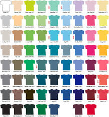 Comfort Colors Color Chart 2016 Lovely 15 Fort Colors Color