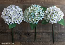 Extra Large Flower Paper Punch Diy Paper Hydrangea Flowers