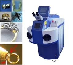 hot gold silver jewelry laser soldering portable laser welding machine