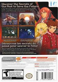 Tales Of Symphonia Dawn Of The New World For Wii