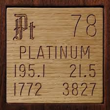 Facts, pictures, stories about the element Platinum in the ...