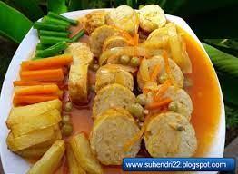 Bagaimana cara membuat galantin yang enak? Resep Galantin Daging Sapi Khas Solo Suhendri22