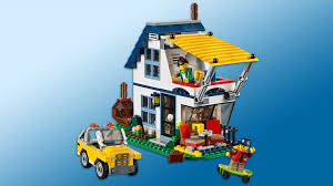 Real Life Lego House 31052 Vacation Getaways Legoar Creator Products And Sets Lego