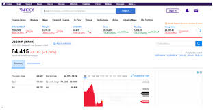 yahoo finance icon. Exellent Finance The New Yahoo Finance Features Bolder Headlines Striking Photos And  Fewer Modulesall While Continuing To Provide Exceptional Access Realtime Data And Icon