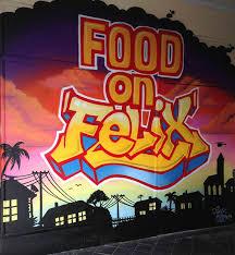 a cafe chalkboard  on cafe wall art nz with nz wall art nz murals and graffiti art