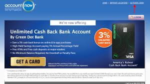 Activate your card for fdic insurance eligibility and other protections. Www Accountnow Com Accountnow Visa Prepaid Card Login Process Credit Cards Login