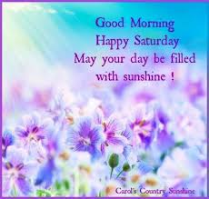 I am sure that they will become very happy when. Happy Saturday God Bless
