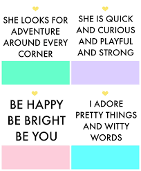 Diy Kate Spade Inspired Decor Kate Spade Quotes Or Prints Free