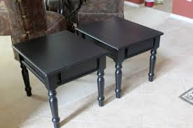 furniture spray paintPainted Nightstands  Decorchick