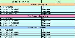 Webhosting New Income Tax Slab In Indian Budget 2009