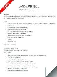 Lpn Resume Sample Extraordinary New Grad Lpn Resume Awesome Lpn Resume Sample Sample Resume Resume