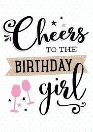 Birthday Girl Quotes Mesmerizing Pin By Cindy Clyde On Interests Pinterest Happy Birthday