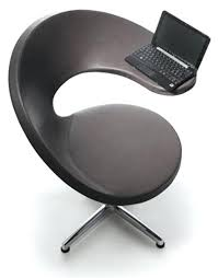 unique office furniture. Unique Desk Chairs Office Black Design With Notebook Mesh Chair . Furniture