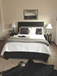 bedding for black furniture. exellent for bedroomcolor scheme black leather with grey and white bed bed for bedding black furniture