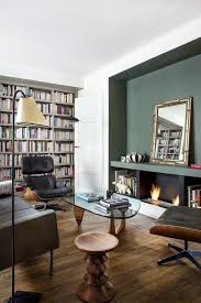 Very Small Apartment Living Room 9 Small Space Ideas To Steal From A Tiny Paris Apartment
