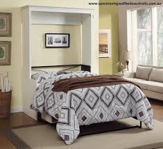 The Desk Wall Bed - Open