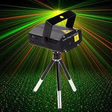mini led rg laser projector stage lighting adjustment dj disco party club size 1 us plug2 uk plug3 eu plug