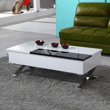 black and white coffee table for inspiring coffee table modern