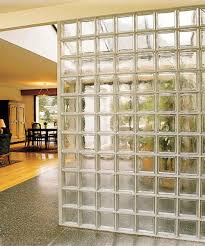 square glass brick embossed for interior walls insulating cubiver
