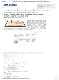 Check spelling or type a new query. Soal Pat Bahasa Indonesia Kelas 8 2019