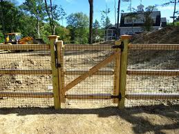 Welded Wire Fence Gate Welded Wire Fence Gate C Nongzico