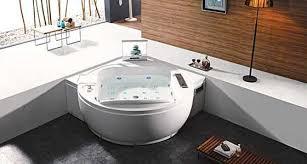 a wide luxurious range whirlpool