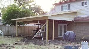 patio cover plans designs. Lovely Patio Roof Plans Cover Construction Youtube Home Design Concept Designs