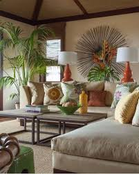 Tropical Living Room Decor Comment Racussir Une Daccoration Tropicale Plants Living Rooms